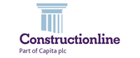 Constructionline accreditation logo